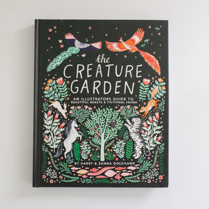 'The Creature Garden' by Harry & Zanna Goldhawk