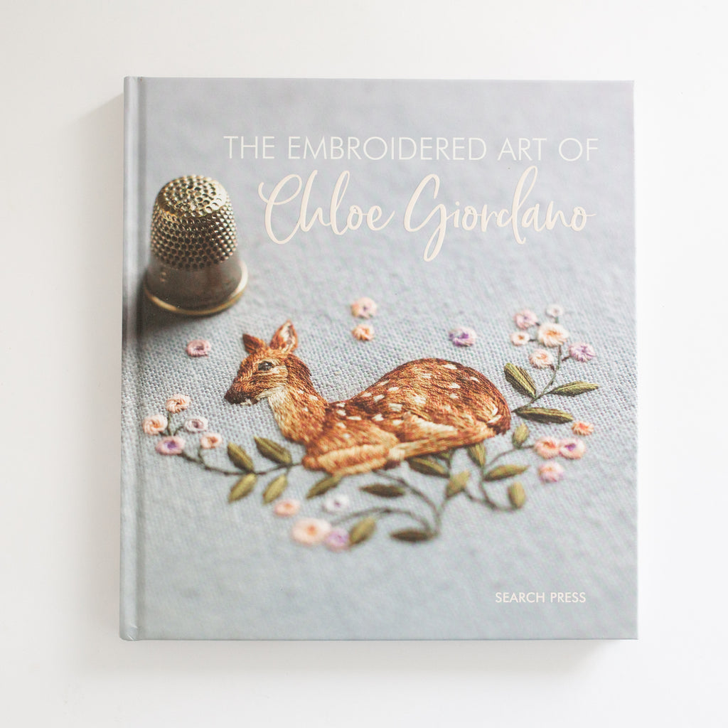 'The Embroidered Art of Chloe Giordano' by Chloe Giordano