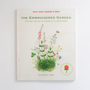 'The Embroidered Garden' by Kazuko Aoki