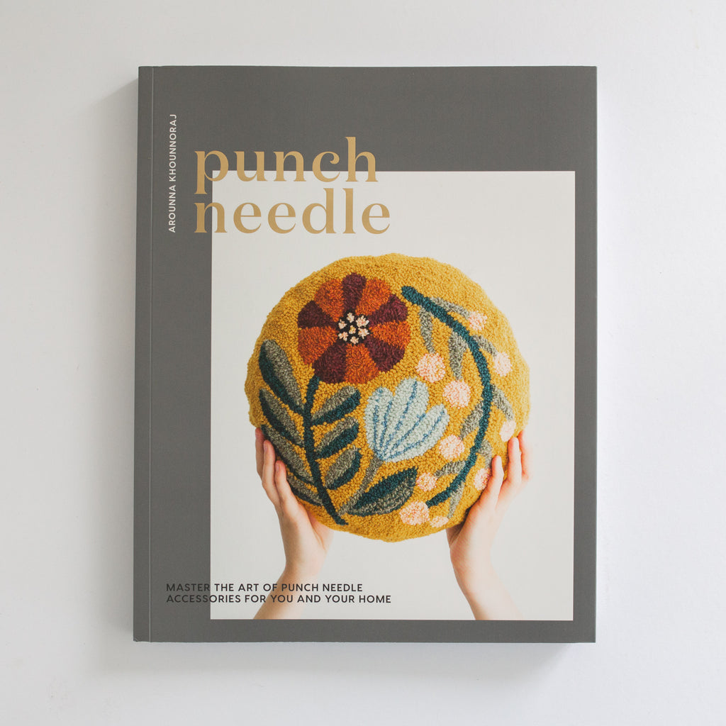 'Punch Needle' by Arounna Khounnoraj