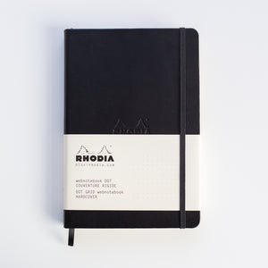 Rhodia Bullet journal Zwart hardcover