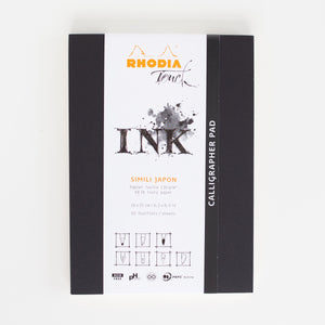 Rhodia Calligrapher Pad A4 130gms