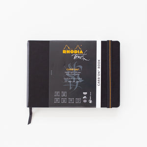 Rhodia Carb'on Book A5 120gms