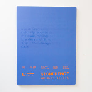 Legion Stonehenge Coldpress 22,7x30,5