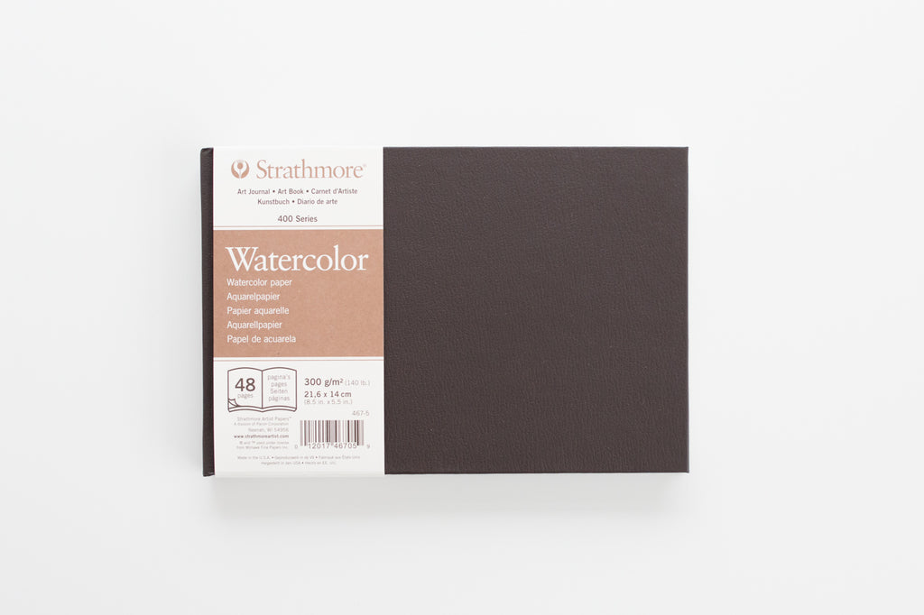 Strathmore 400 Aquarel journal