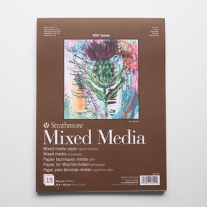 Strathmore 300 Mixed Media Pad 23x31cm 300g