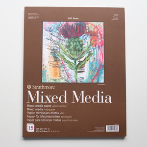Strathmore 300 Mixed Media Pad 28x36cm 300g