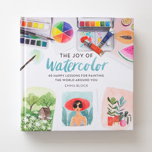 'The Joy of Watercolor' by Emma Block