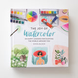 The Joy of Watercolor door Emma Block