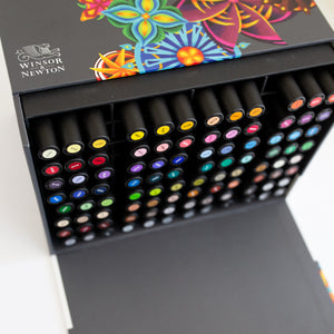 Winsor & Newton Promarker Essential Collection 96 set