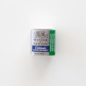 Winsor & Newton Cotman 314 Hooker's Green Light