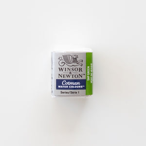 Winsor & Newton Cotman 599 Sap Green