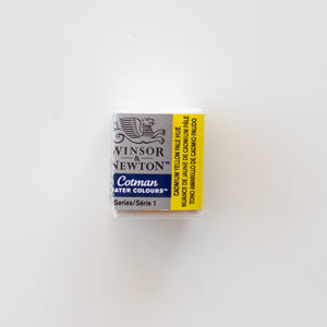 Winsor & Newton Cotman 119 Cadmium Yellow Pale Hue