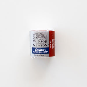 Winsor & Newton Cotman 362 Light Red