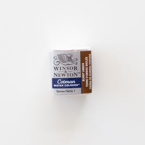 Winsor & Newton Cotman 076 Burnt Umber