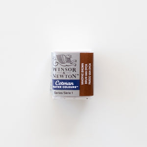 Winsor & Newton Cotman 676 Vandyke Brown