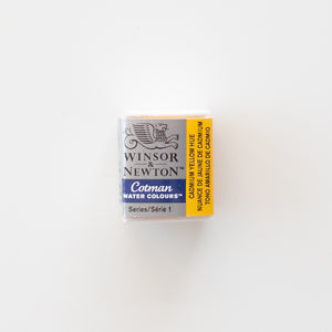 Winsor & Newton Cotman 109 Cadmium Yellow Hue