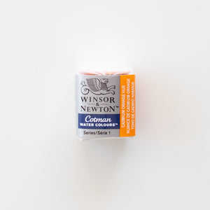 Winsor & Newton Cotman 090 Cadmium Orange Hue