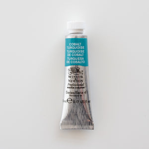 Winsor & Newton Professional Water Colours 5ml Cobalt Turquoise 4
