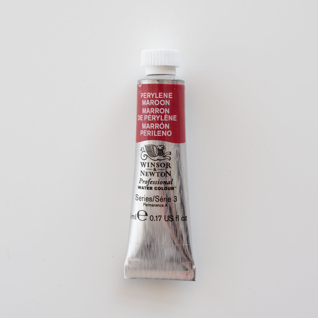 Winsor & Newton Professional Water Colours 5ml Perylene Maroon 3