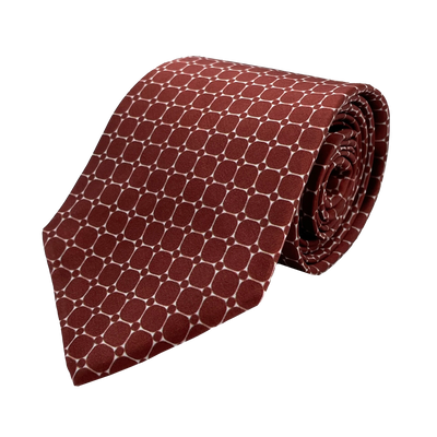 Brown 5 Necktie