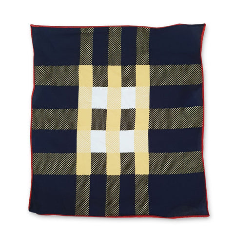 Burberry Bold Stripes Pocket Square