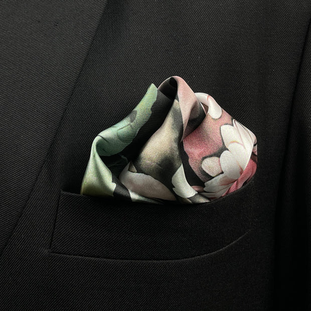 Paris Beauty Pocket Square