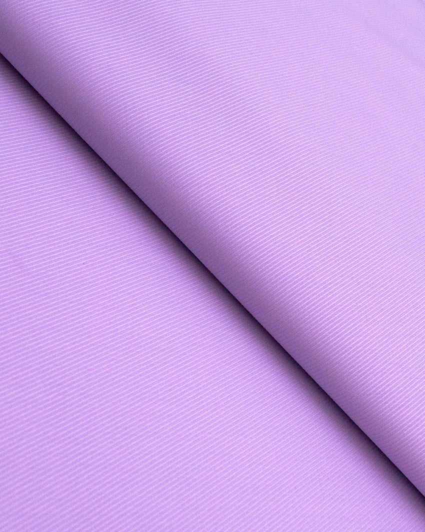 Lilac Self Textured Lining