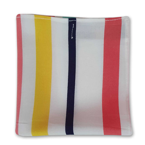 Multi Stripes Pocket Square