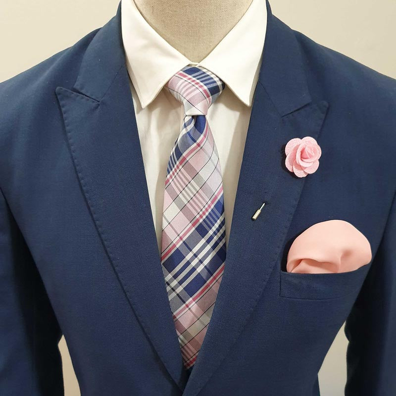 Pink Themed Tie Set