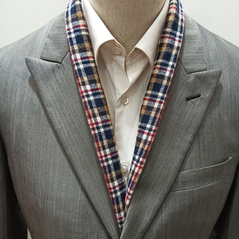 Scottish Plaids Wool Scarf