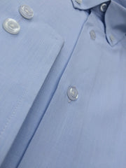 Sky Blue Cotton Shirt