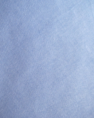 Solid Sky Blue Self - Cotton