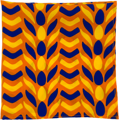 THE ORANGE COUNTY POCKET SQUARE