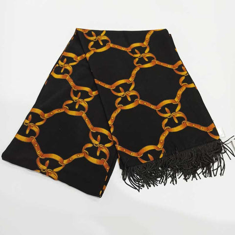 The Gees of Gold Scarf
