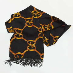 The Gees of Gold Scarf Set