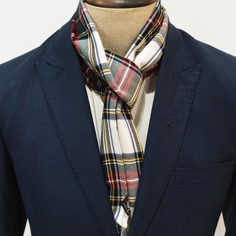 The Scottish Tartan Scarf