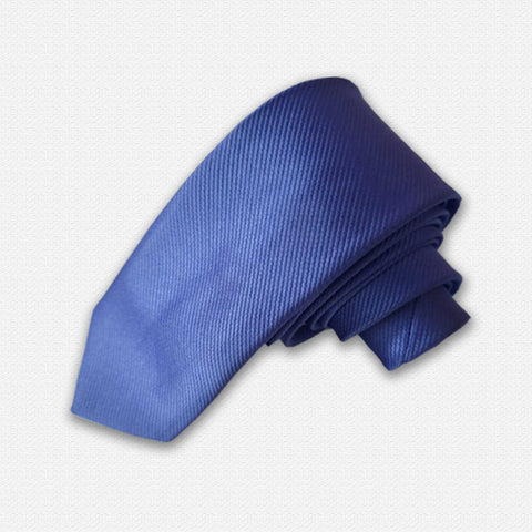 The Solid True Blue Tie