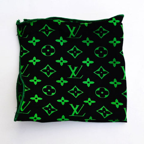 Black and Green LV