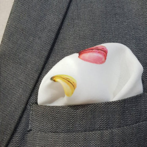 Cookie Jar Pocket Square
