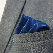 Oxford Boxed Pocket Square