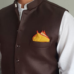 Rajhistani Pride Pocket Square