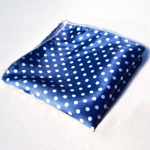 Richard Navy Polka Dots