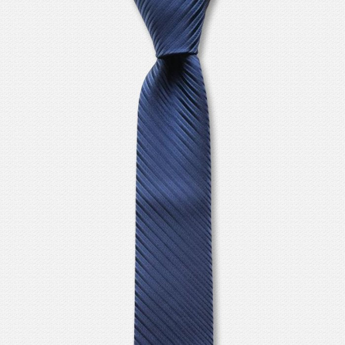 Royal Blue Stripes Tie