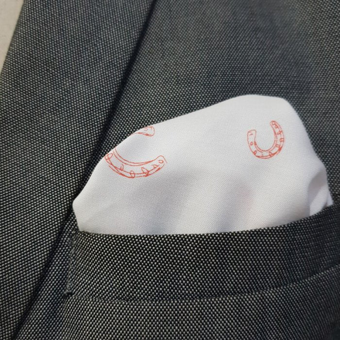Stick with Me Pocket Square
