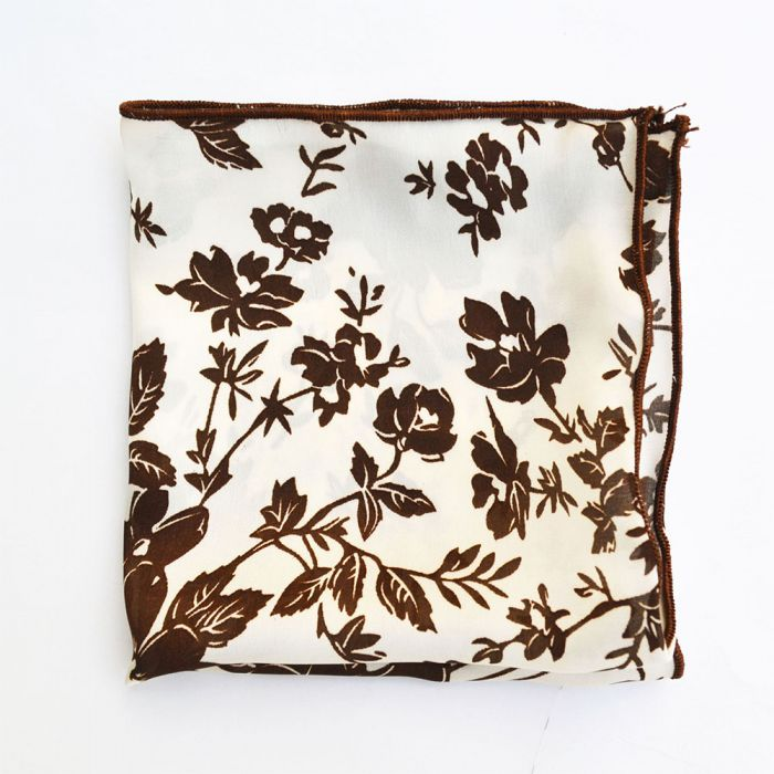 The Brown Floral