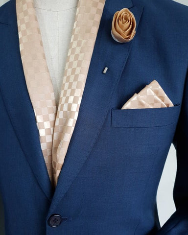 Sand Storm Boxed Pocket Square