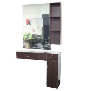 Asti 3 Piece Station Set, Walnut