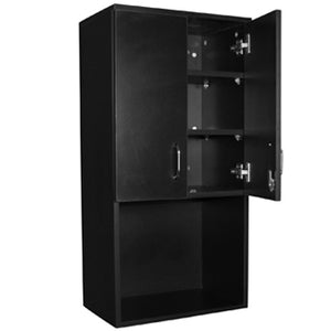 Jmo Station Storage Cabinet, Black