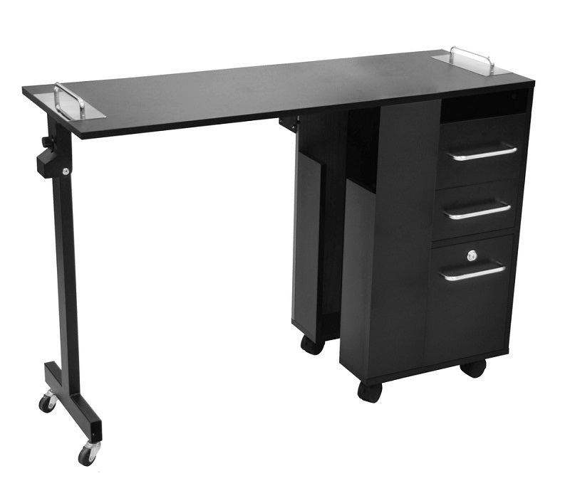 Manicure Table, Folding & Portable